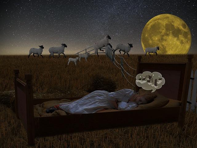 メラトニンは不眠症の人を救う!効果を検証!!